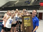Chris Plumb sets new IHSAA Titles Mark