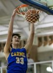 Carmel just bigger, faster, stronger than Westfield on way to another sectional title
