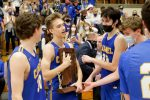 Hounds Escape Jeff to win Regional Title