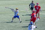 Boys JV – 2 Lacrosse falls to Crown Point 9 – 4