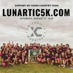 Lunartic 5k is this Saturday!