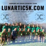 Lunartic 5K: online registration closes at midnight tonight!