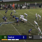 Smithville Varsity Football beats St. Joseph Central 40 – 0
