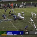 Smithville Varsity Football beats St. Joseph Central 40 – 0