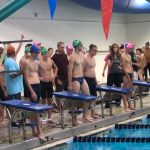 Boy's Swim Returns with Medals and Three New State Cuts