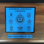 XC Lady Warriors defend Conference Championship!
