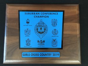 XC 2019: Suburban Blue Conference