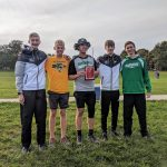 Smithville XC take First Place at Spartan Invitational