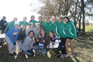 2019 XC: Districts