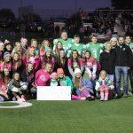 SHS Softball & Football Give Back-Julia Bargman Foundation