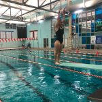 Girl's Swim and Dive