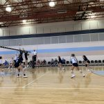Lady Buc Volleyball beats Alief Elsik 2-0 at JTC