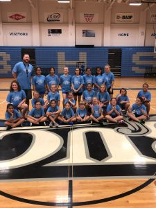Lady Buc Basketball Camp