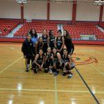 JV Lady Bucs Take 3rd Place at Brazosport Tournament