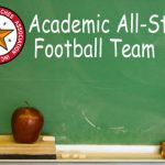 Trahan, Funk, Young, Solis and Neely Earn All-State Academic Honors