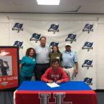 Jacob Borow Signs with Houston to Play Golf