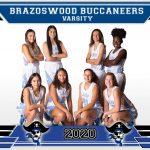 2019-2020 Varsity Lady Bucs