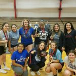 Lady Buc Powerlifting Takes Home Third Place in First Meet