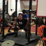 Boys Varsity Powerlifting 1/30