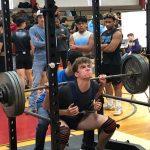 Buc Powerlifting Opens Season
