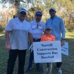 Baseball Golf Tournament Was A Huge Success