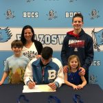 Stallberg signs with Arizona