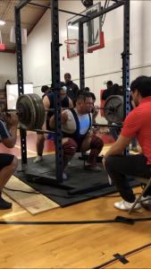 Boys Powerlifting-Feb 13th