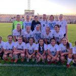 Varsity Lady Buc Soccer defeats Pearland 6-2!