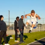 Bucs Compete at Mustang Relays