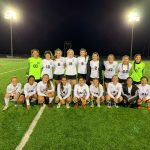 Lady Bucs remain undefeated in district play