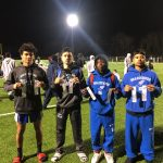 Freshmen Shine at Charger Relays