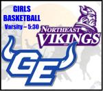 GE vs Northeast Girls Basketball Information – January 13, 2021