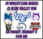 JV Boys Wrestling Information – 1/9/2021