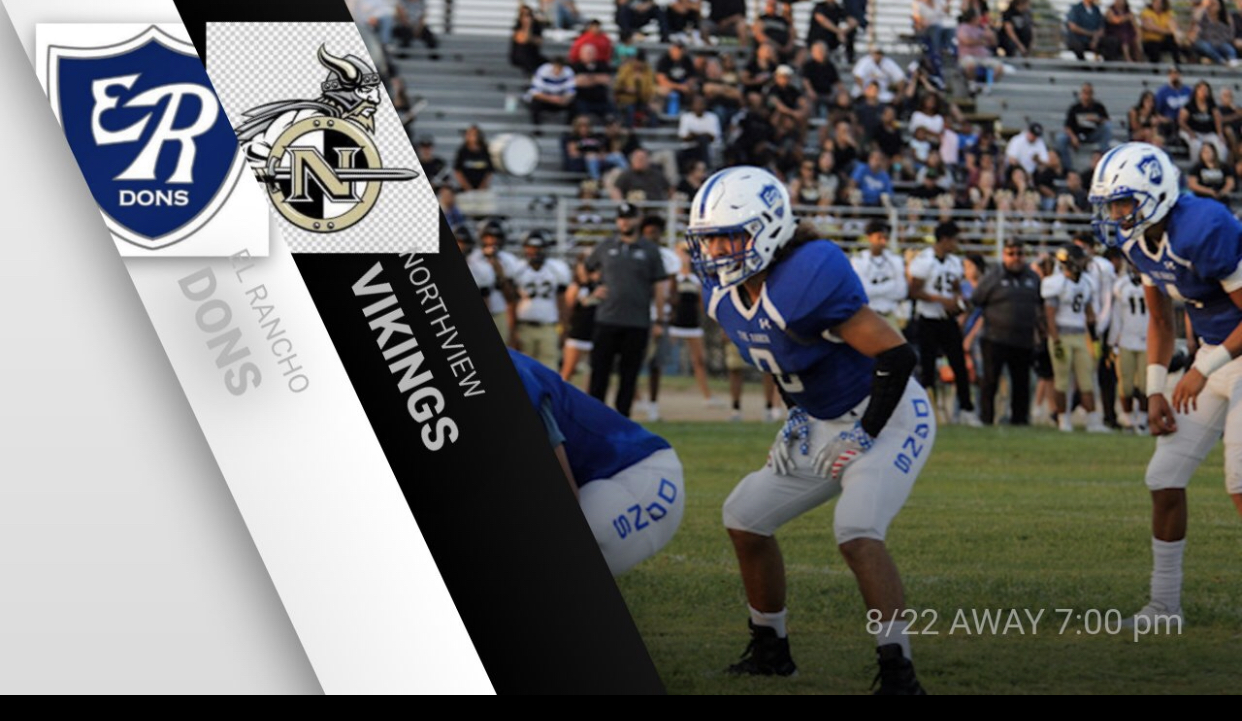 Football to Face Top Rated Northview this Thursday at Covina District Field