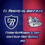 Varsity Football Takes on City  Section Power Garfield