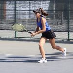 Girls Tennis to Take on Whittier in Del Rio League Showdown