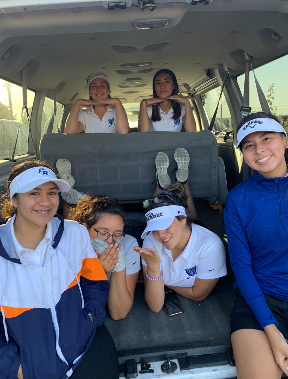 Girls Golf Defeats Whittier!
