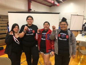 Girls Powerlifting