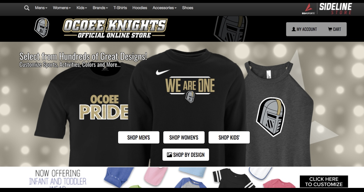 New Team Store!!