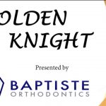 Golden Knights Presented by Baptiste Orthodontics!
