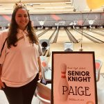 Paige Shephard qualifies for state bowling tournament!