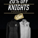 Flash Sale on Knight Gear