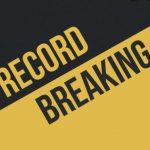 Boys Basketball rewrites school record book!