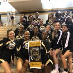 Cheer takes first place again!