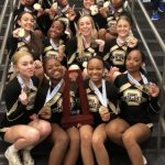 Competition Cheer wins another State Title!