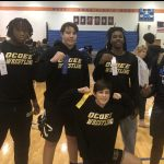 Five wrestlers advance to regionals!
