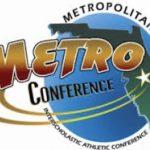 Boys Baksetball Metro Team Honors!