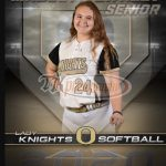 Senior Spotlight- #24 MADELYN ZWALLY