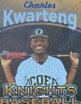 Senior Spotlight- #2 CHARLES KWARTENG