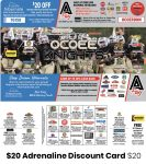 Football Selling Discount Cards!